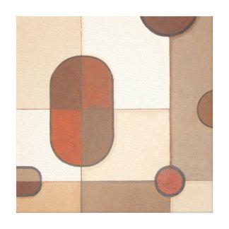 抽象美術I キャンバスプリント