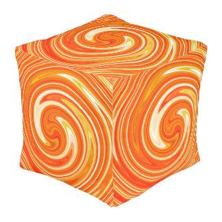 抽象芸術によって着色される渦巻の芸術の背景#40 プーフ