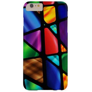 抽象芸術のステンドグラス BARELY THERE iPhone 6 PLUS ケース