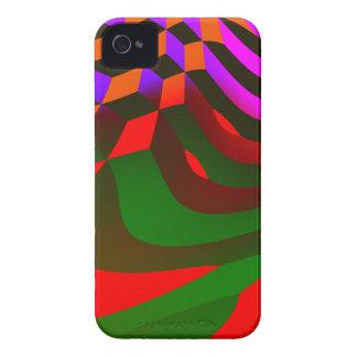 抽象芸術のブロックのiphone 4ケース Case-Mate iPhone 4 ケース