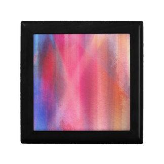 抽象芸術のペンキ ギフトボックス