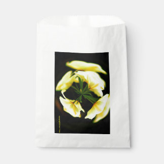 抽象芸術の花の好意のバッグ フェイバーバッグ