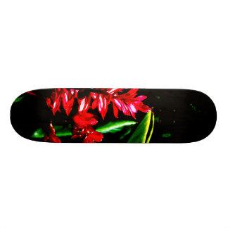 抽象芸術は59バージョン2植えます スケートボードデッキ