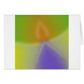 抽象芸術色の侵略者 カード