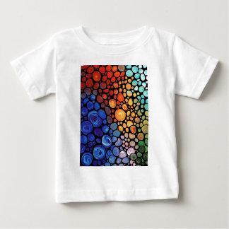 抽象芸術1 ベビーTシャツ