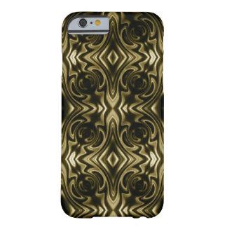 抽象芸術3 BARELY THERE iPhone 6 ケース