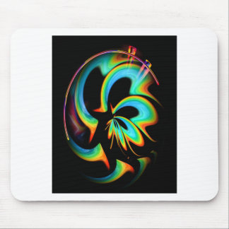抽象芸術4 マウスパッド