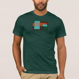 抽象芸術 Tシャツ