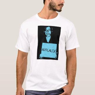 拍手、dammit! tシャツ