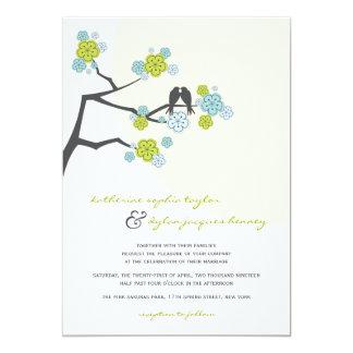 招待を結婚している水の桜愛鳥 カード