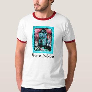 招待状の家 Tシャツ