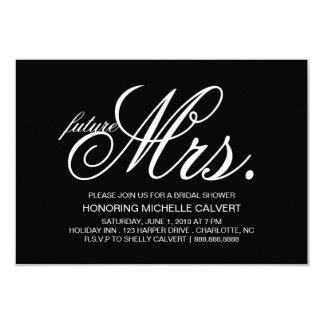 招待-未来の夫人 カード