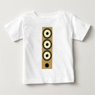 拡声器システム ベビーTシャツ