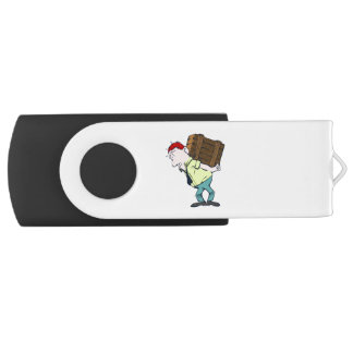 持ち上がること USBフラッシュドライブ