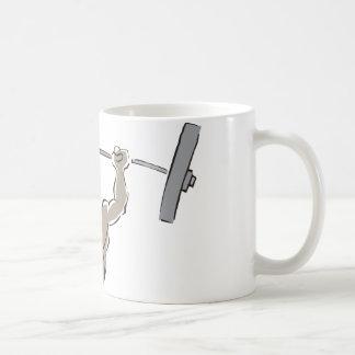 持ち上がる重量 コーヒーマグカップ