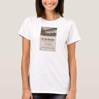 持続期間の女性のTシャツのため Tシャツ