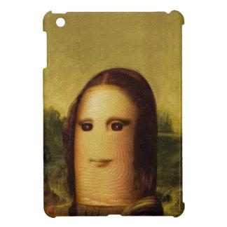 指モナ・リザ iPad MINIカバー