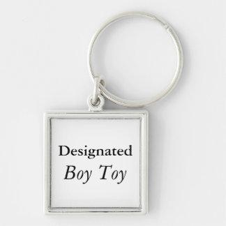 指名男の子のおもちゃ キーホルダー