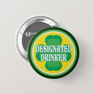 指名酒飲み 缶バッジ