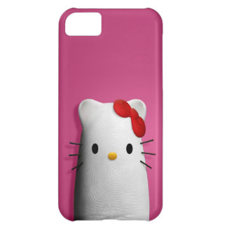 指Miao iPhone5Cケース