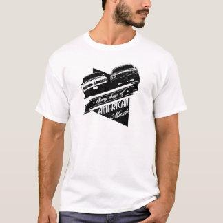 挑戦者およびポンティアクTRANS AM筋肉車を避けて下さい Tシャツ