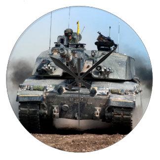挑戦者2の主戦闘戦車の (MBT)イギリス陸軍 ラージ壁時計