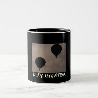 挑戦GraviTEA ツートーンマグカップ