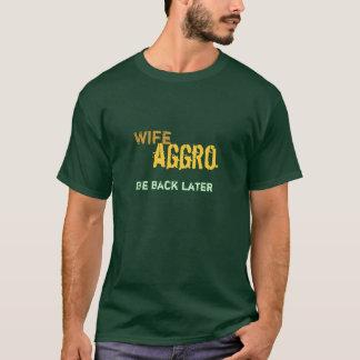 挑発のテンプレート Tシャツ
