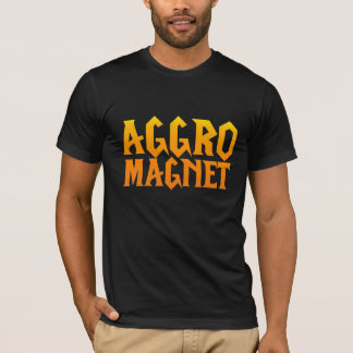 挑発の磁石 Tシャツ