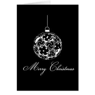 挨拶のカード休日の芸術クリスマス116 ノートカード