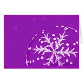 挨拶のカード休日の芸術クリスマス121 ノートカード
