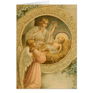 挨拶状(引用文): 愛はクリスマスで来ました カード