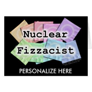 挨拶状-核FIZZACIST カード