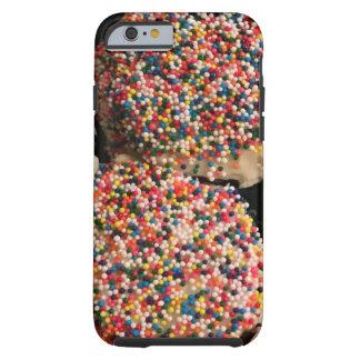 振りかけのカップケーキのIphoneの例としてかわいい ケース