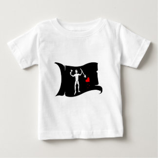 振る旗#11ジョンQuelch ベビーTシャツ