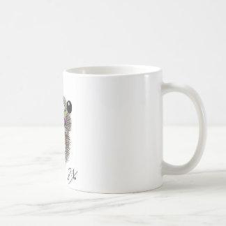 振動及び震え コーヒーマグカップ