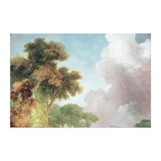 振動、c.1765 キャンバスプリント