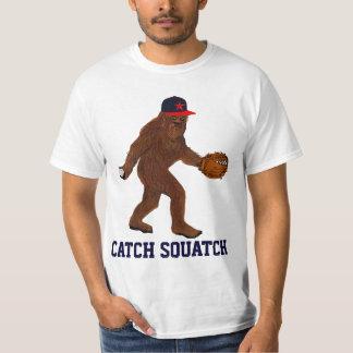捕獲物Squatch Tシャツ