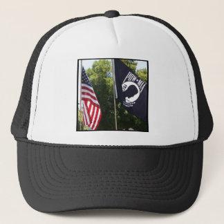 捕虜の旗の帽子 キャップ