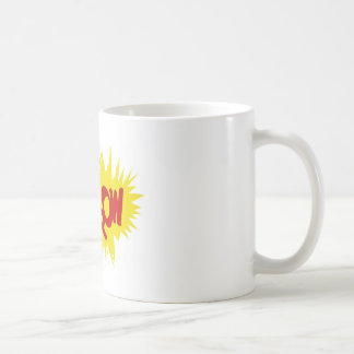 捕虜! コーヒーマグカップ