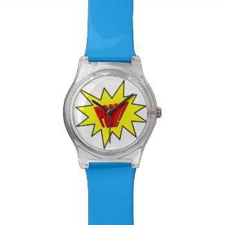 捕虜! 腕時計
