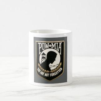 捕虜MIAのマグ コーヒーマグカップ