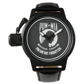 捕虜MIAの軍の英雄のギア 腕時計