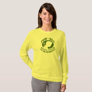 捕虜MIA忘れられなかった英雄のワイシャツではないです Tシャツ