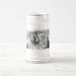 捕虜MIA記念するステイン ビールジョッキ
