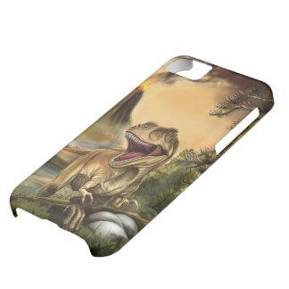 捕食動物の恐竜のiPhone 5cケース iPhone5Cケース