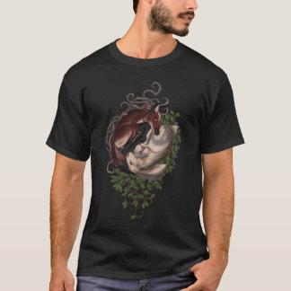 捕食動物の犠牲 Tシャツ