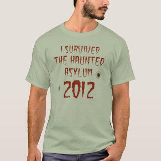 捜された保護所2012年 Tシャツ