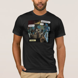 捜される Tシャツ