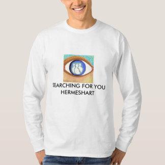 捜します捜しているHermes H      … Tシャツ